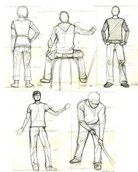 comment dessiner des personnages en 3d