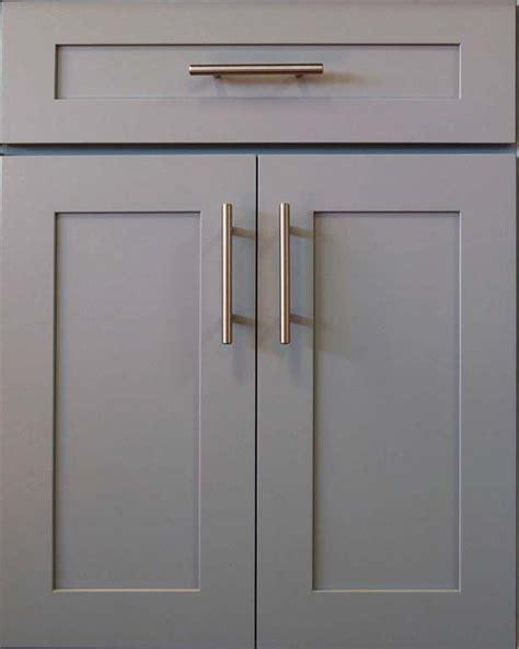 grey kitchen cabinet doors bc grey shaker cabinet doors fronty shaker 4067