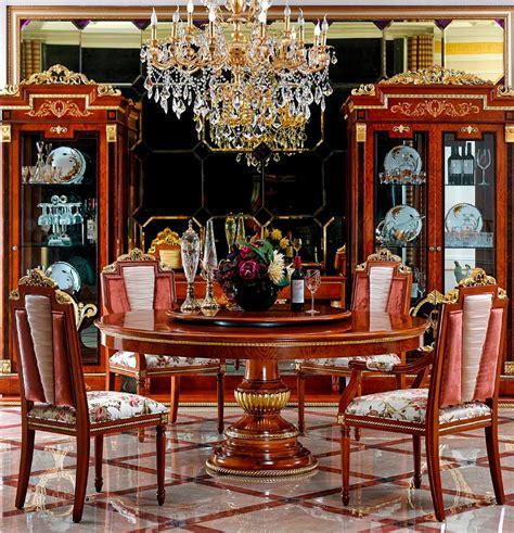 european luxury dining set collection