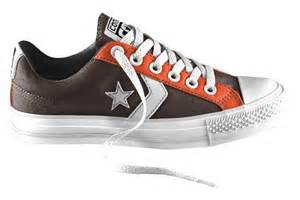 Cleveland Browns Converse Shoes