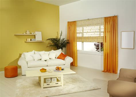 Bedroom Two Colour Combination