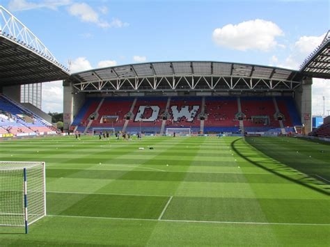 Evans and Moore relegated to League One as Wigan have ...
