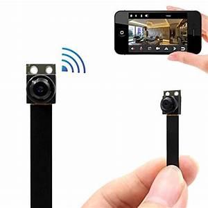 Camera Wifi Iphone : pnzeo vi mini camera 1080p hd wireless wifi surveillance ~ Voncanada.com Idées de Décoration