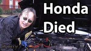 How To Fix A Honda That Died  Distributor Replacement