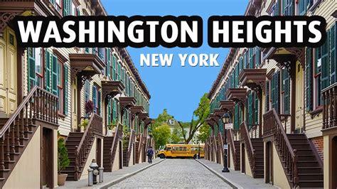 heights washington nyc neighborhood