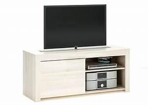 Meuble Tv En Hauteur : meuble tv design 120 cm id e de maison et d co ~ Teatrodelosmanantiales.com Idées de Décoration