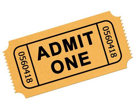 Ticket Clip Ticket Clipart Free Clipart Images Lengkap