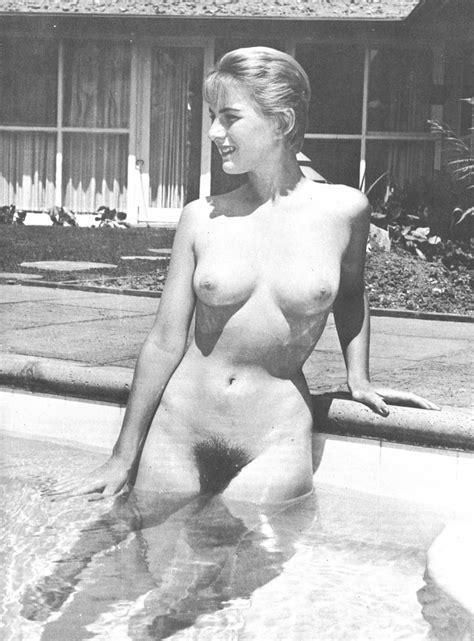 Vintage Nude Swimming Cumception