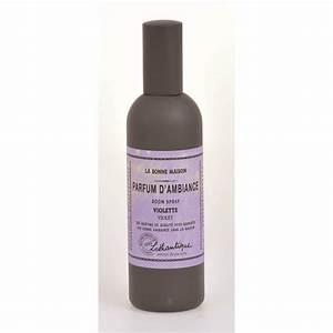 Parfum D Ambiance Maison : parfum d 39 ambiance violette de lothantique collection la bonne maison ~ Teatrodelosmanantiales.com Idées de Décoration