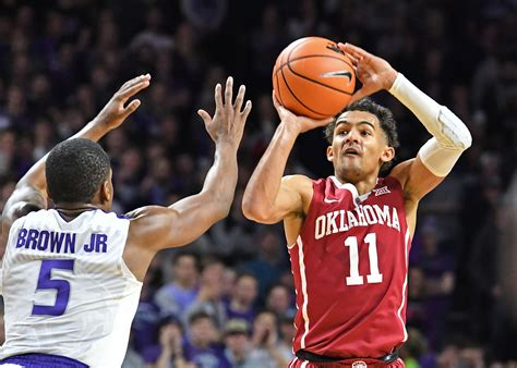 nba draft prospect report part  trae young
