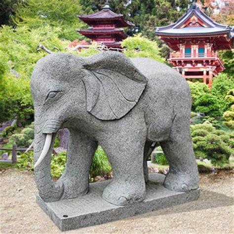 Indischer Elefant Statue »coronado« • Gartentraumde