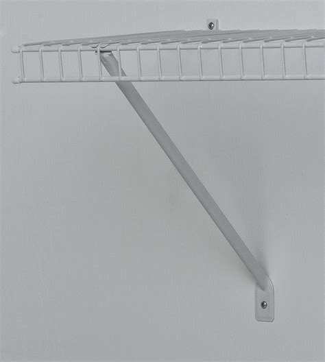 Shelving Brackets Lowes by Tips Strong Lowes Shelf Brackets Design For Your Shelves
