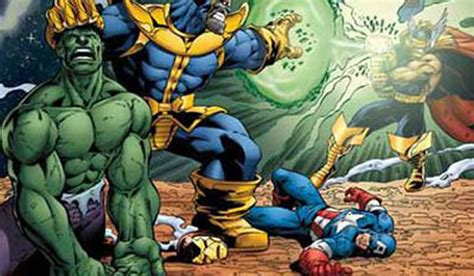 thanos infinity war comics quirkybyte