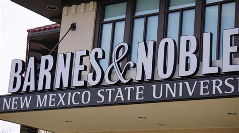 Barnes And Noble At Nmsu by Cus Bookstore Offers Cheaper Books For New Mexico