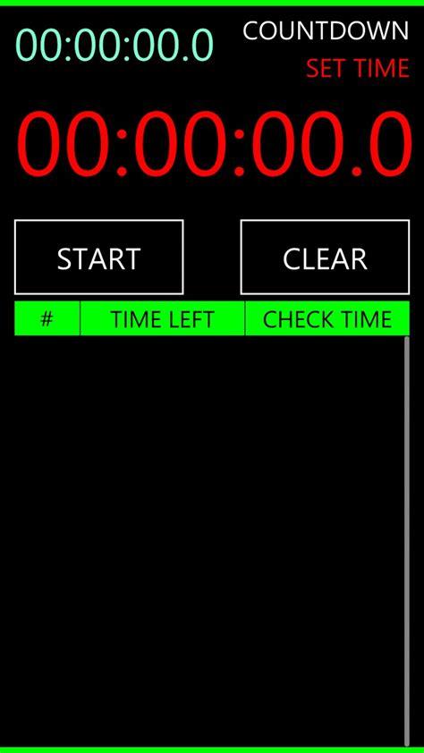 github gregoryiwanekstopwatch countdown qmlqtquick simple