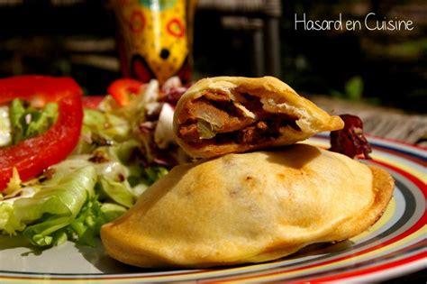 cuisine mexique empanadas à la mexicaine recette mexicaine facile et