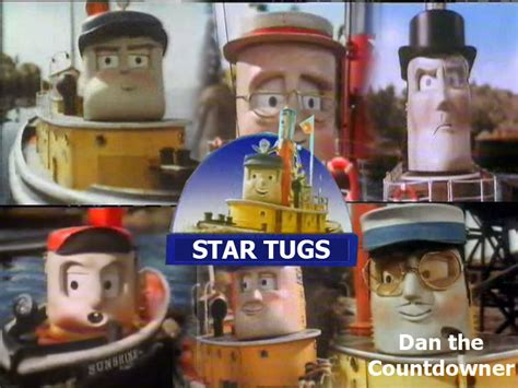 Tugboat Tv Show by List Of Characters