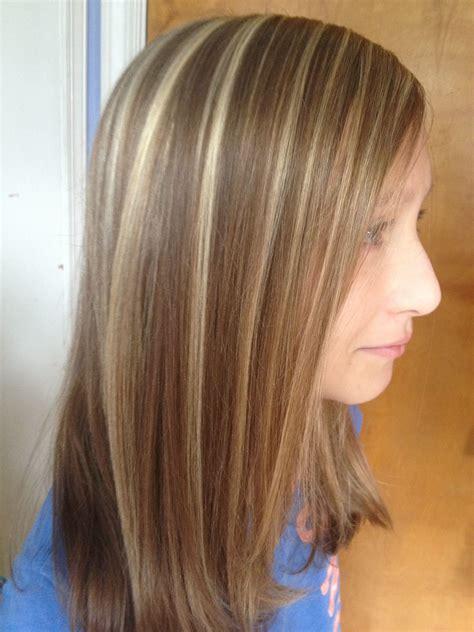 Foils Hairstyles by Foiled Hilites Hair S Hair Creations Hair