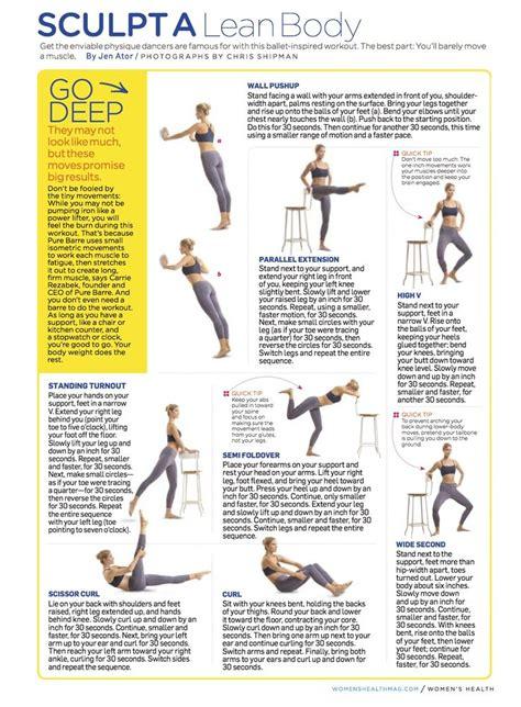 best ballet barre workout 10 best at home barre workouts images on barre