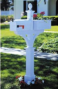 PDF DIY Woodworking Pattern For Wood Mailbox Posts