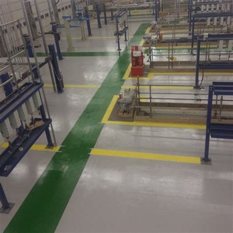 Floor Coating Uk by High Build Epoxy Gloss Floor Coating Watco Uk Esi
