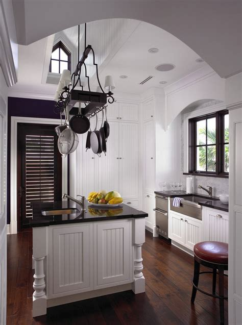 rooms featuring beadboard paneling