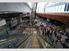 London Bridge station's new concourse set to open with
