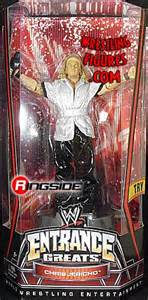 chris jericho wwe entrance greats ringside collectibles