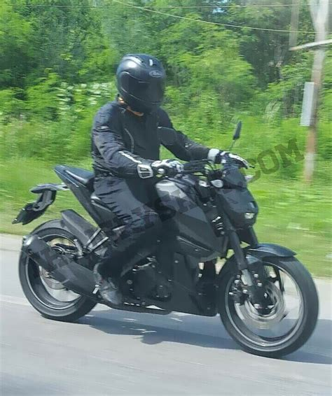 Yamaha Mt 15 Picture by Scoop Yamaha Mt 15 Spied Testing