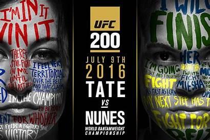 Ufc 200 Ppv Fight Card Vegas Diaz