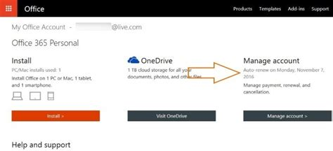 Office 365 Renewal by How To Check Office 365 Subscription Expiry Date