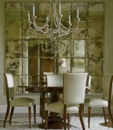Mirrors Dining Room by Opening Up Your Interiors With Inspiring Mirrors