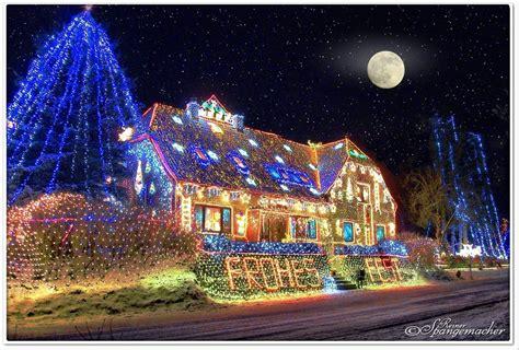Weihnachtshäuser In Deutschland by Lk Nienburg Weser Fotos Staedte Fotos De