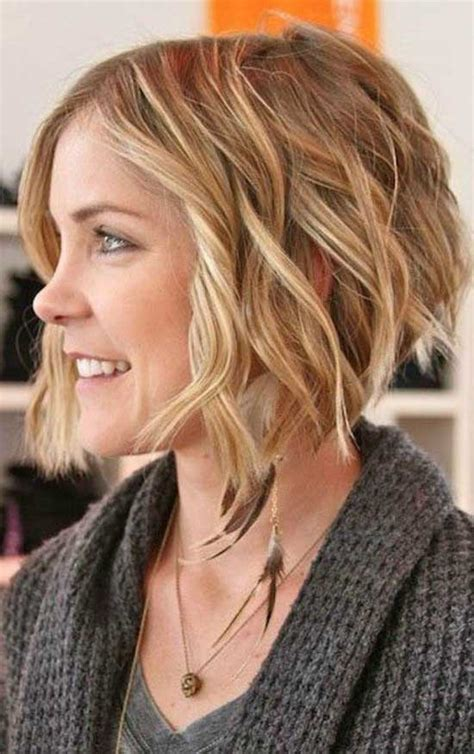 gorgeous wavy bob hairstyles  inspire  beauty epic