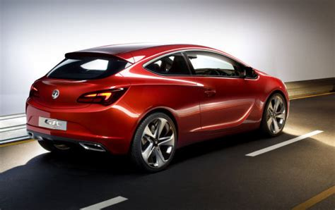 Gtc Conceptcar by New Astra Vxr Images But New Name As Well
