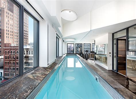 feeling  heat  nyc apartments   private pools jewish business news