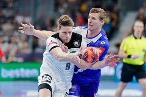 Für island gab es kein durchkommen. Handball-Länderspiel in Mannheim: Fotos von Deutschland ...