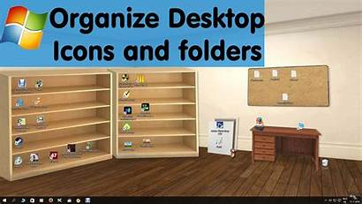 Organizer Desktop Windows Organize Icon Wallpapers Organization