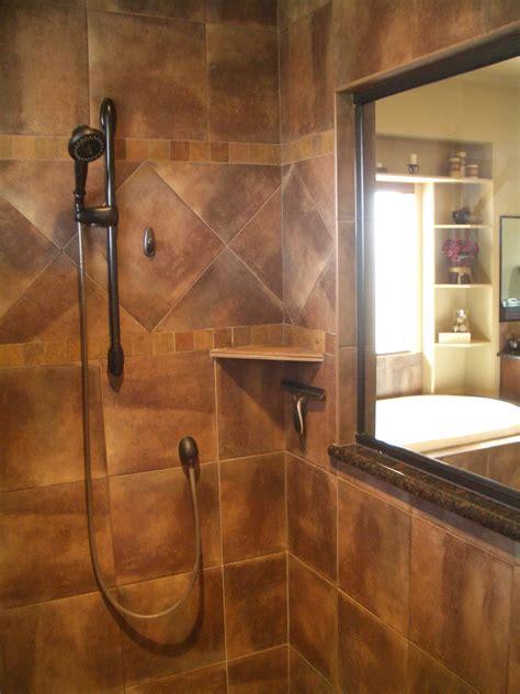 shower upgrade options