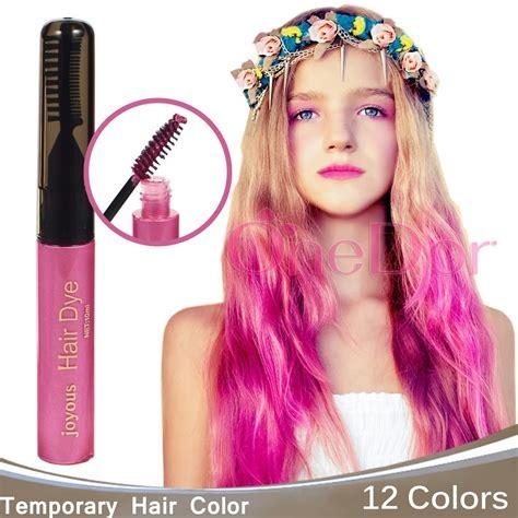 Temporary Hair Color Deals On 1001 Blocks