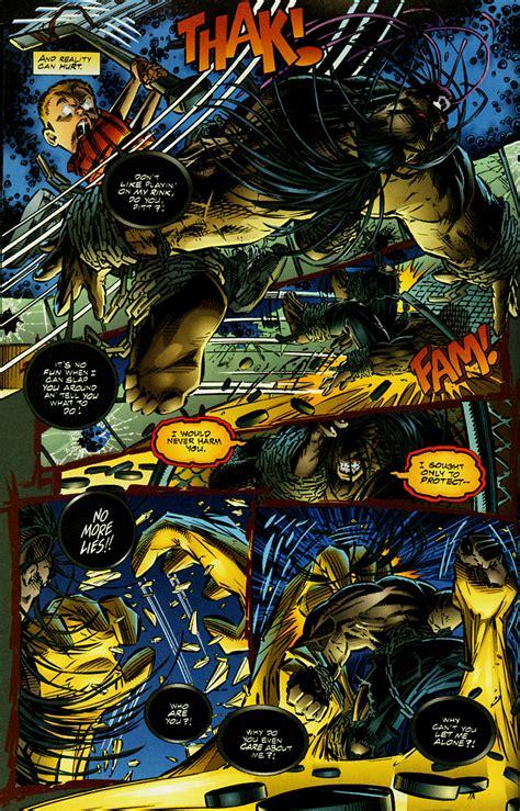 Read online Pitt comic - Issue #10