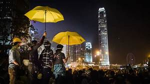 A Year On: What Did the Umbrella Revolution Achieve? | NUPR
