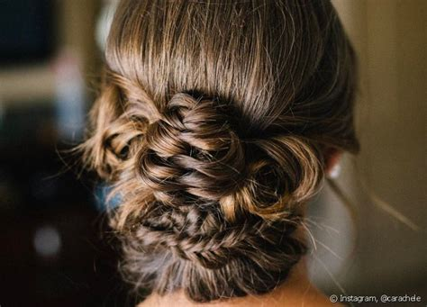 Penteados para noivas de cabelos compridos: 15 fotos para ...