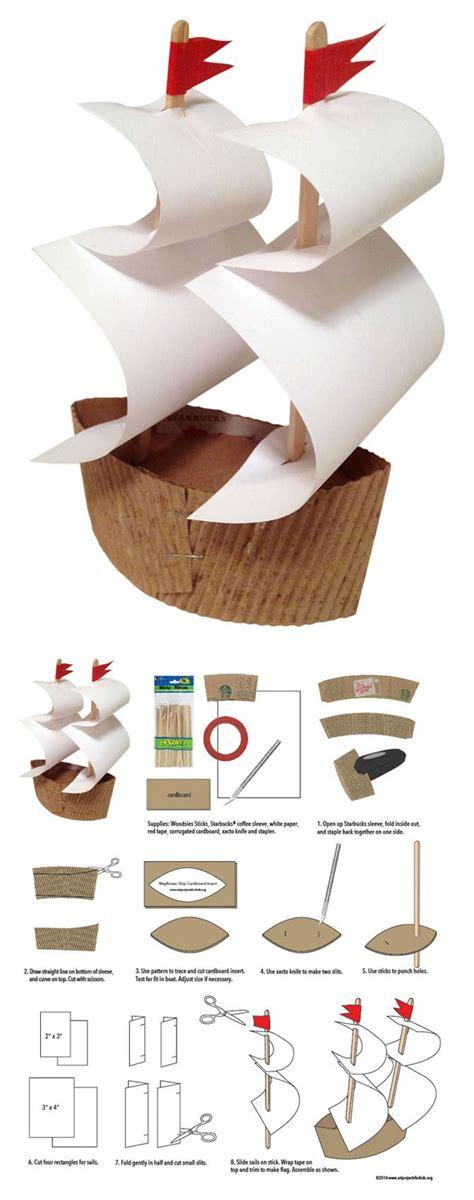 25 best ideas about mayflower crafts on 426 | 8d0a0232cd1b619780d147a665264b57