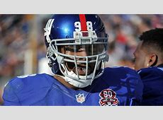 Damontre Moore waived by New York Giants Big Blue View