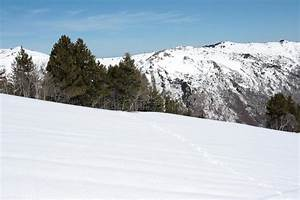 Snowy Mountain In Pyrenees Stock Photo - Image: 48135861