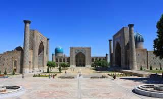 Conscious Travel Guide Samarkand, Uzbekistan