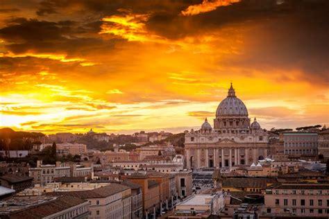 romes  papal basilicas italy magazine