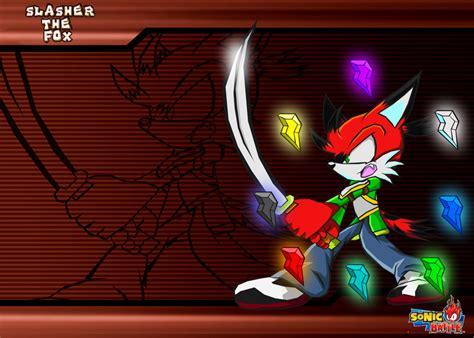 Sonic Battle By Cerberean On Deviantart