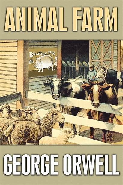 Farm Animal Allegory George Orwell Quotes Examples